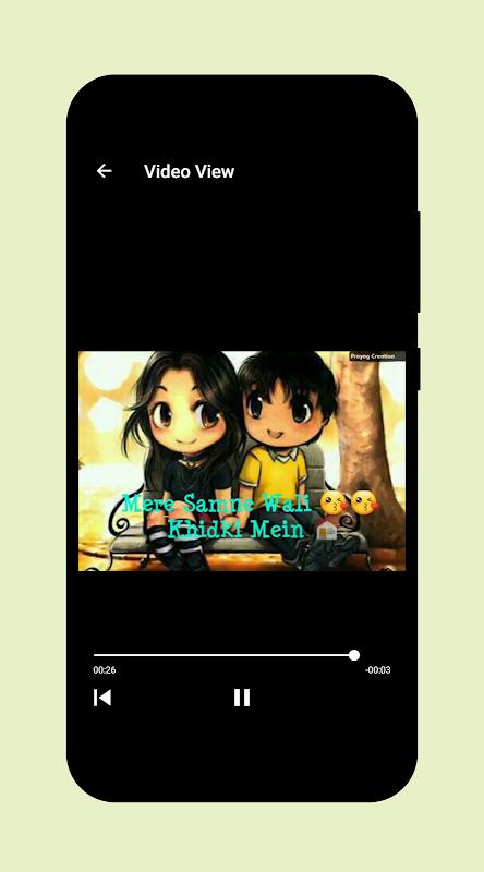 Status Saver 2.24 (Beta) Screen 3