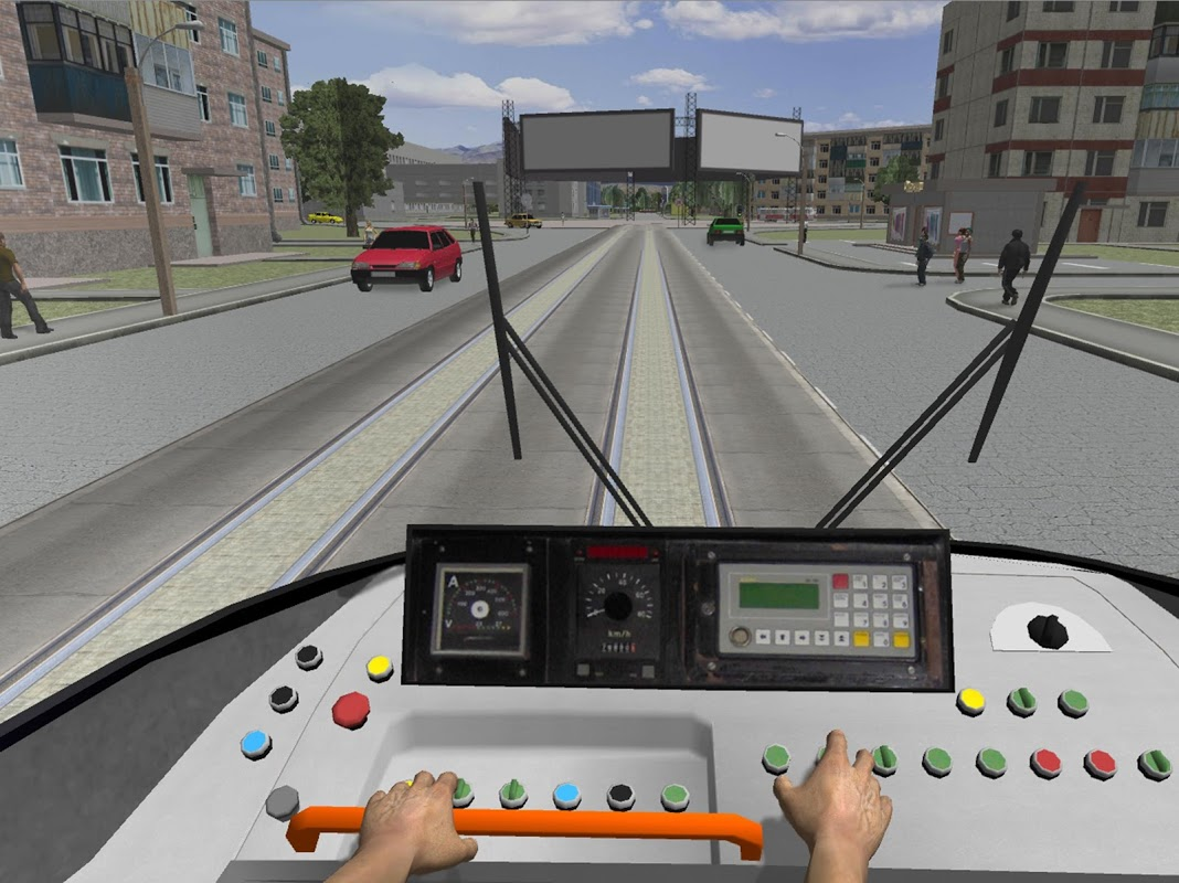 Tram Driver Simulator 2018 1.0.1 Screen 9