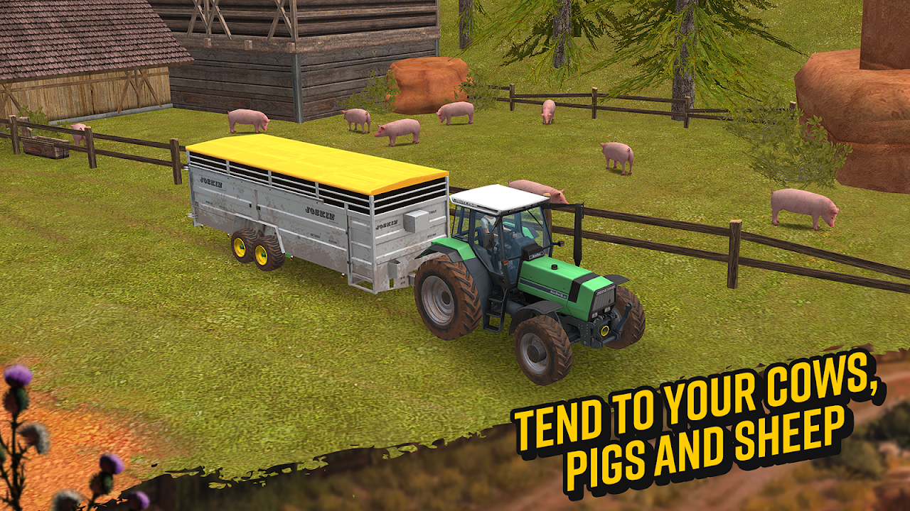 Android Farming Simulator 18 Screen 6