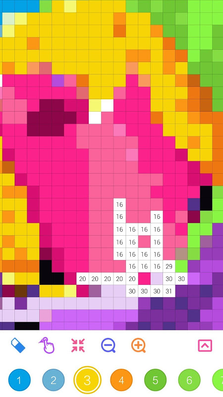 Number Coloring - Sandbox Coloring 0.9.4 Screen 3