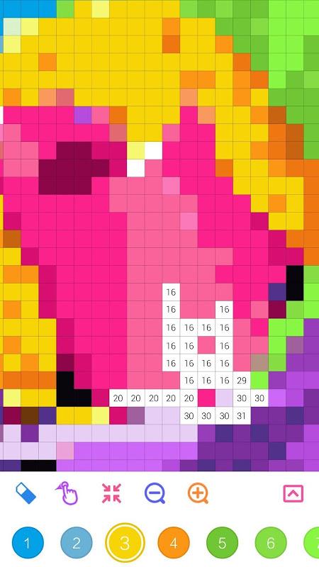 Number Coloring - Sandbox Coloring 0.9.4 Screen 3