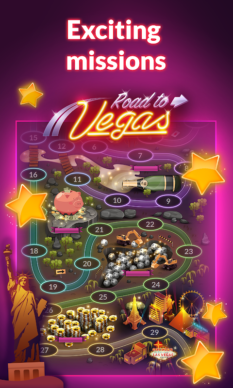 MyJackpot – Vegas Slot Machines & Casino Games 3.7.28 Screen 9