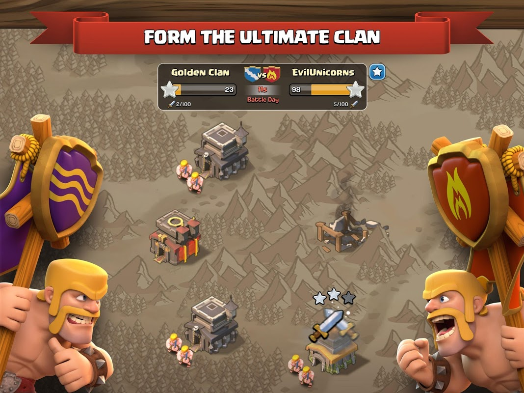 Clash of Clans 11.185.14 Screen 4