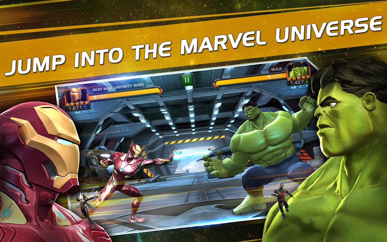 MARVEL Contest of Champions 19.0.0 Screen 5