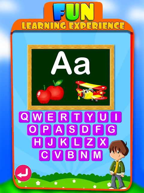Android Kids Learning Educational Game Screen 12