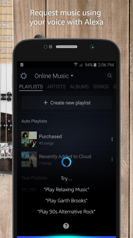 Amazon Music 11.0.503.3_114135010 Screen 5