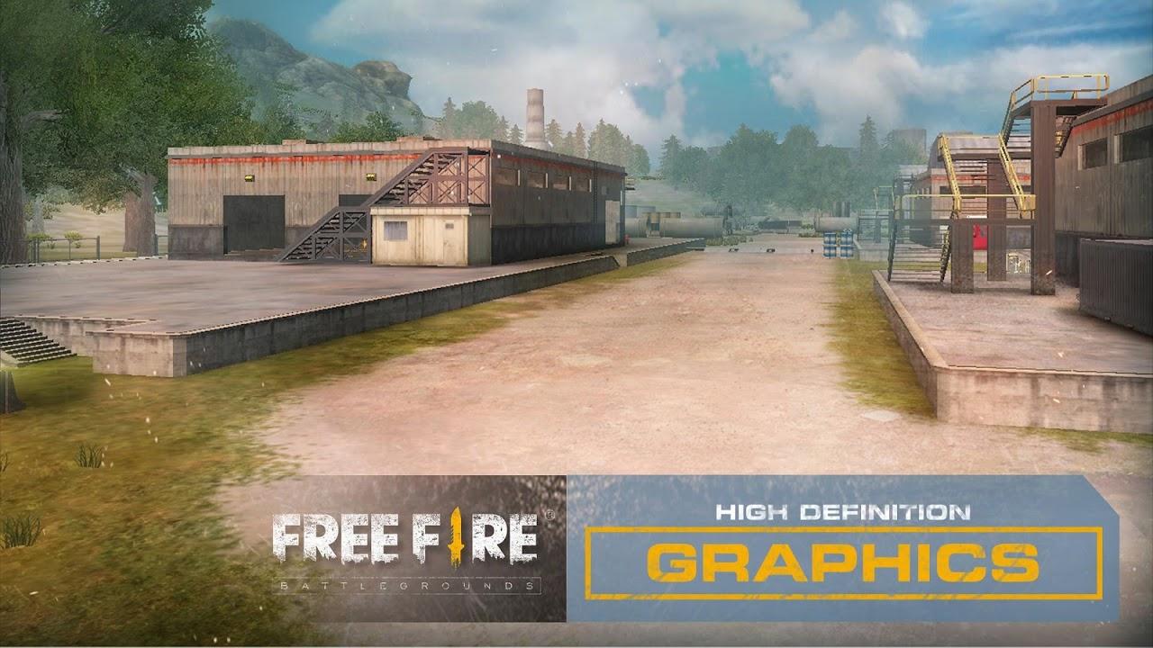 Free Fire - Battlegrounds 1.6.6 Screen 8