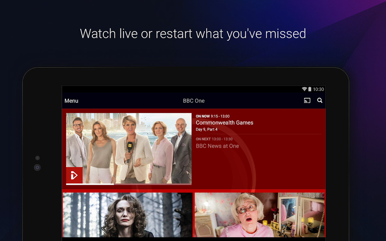 Android BBC iPlayer Screen 20