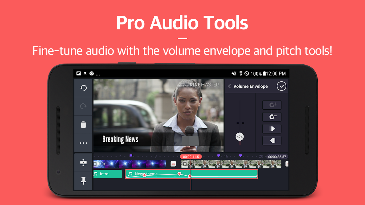 KineMaster – Pro Video Editor By Priyanshu Chauhan Screen 5