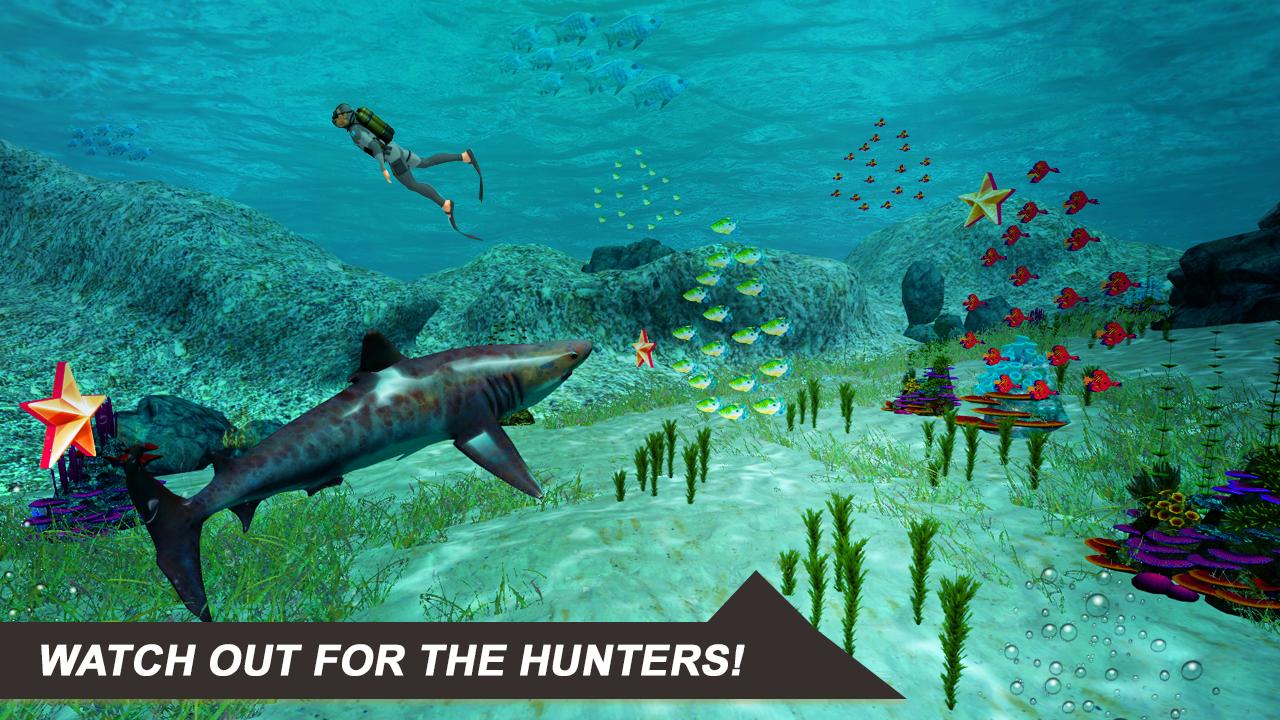 Shark Simulator 2018 1.3 Screen 3
