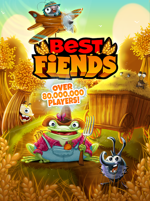 Android Best Fiends - Puzzle Adventure Screen 22