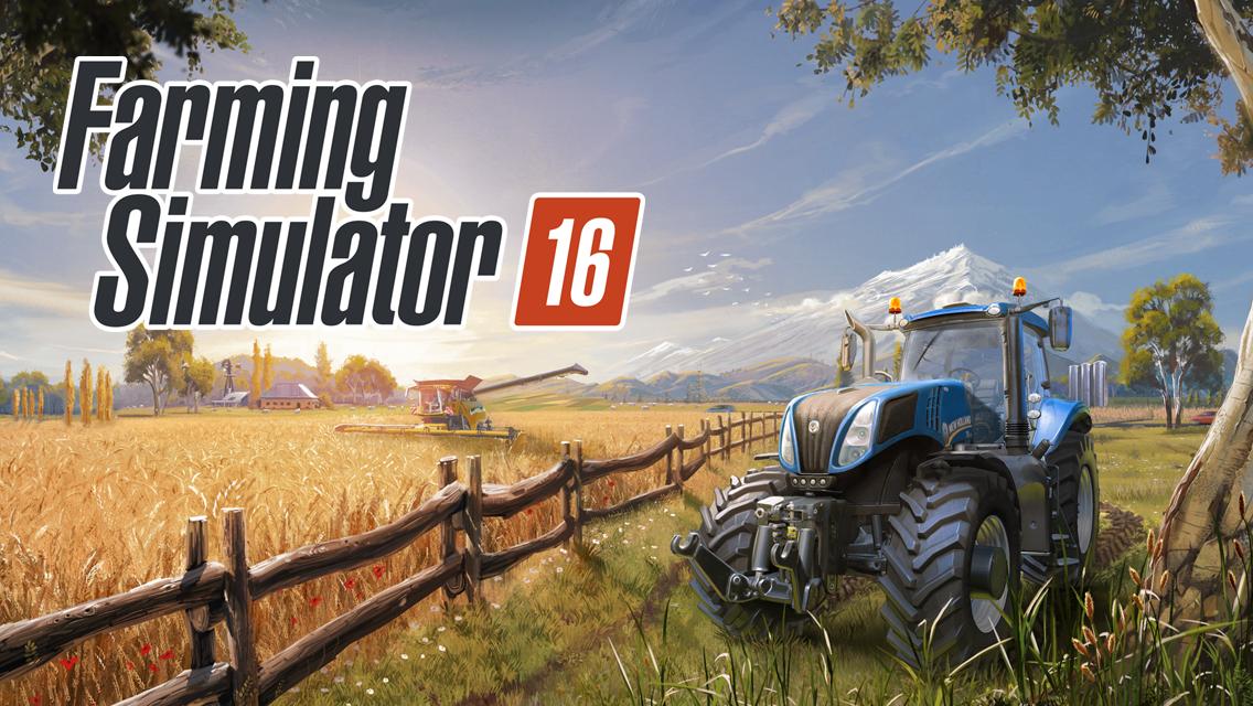 Android Farming Simulator 16 Screen 5