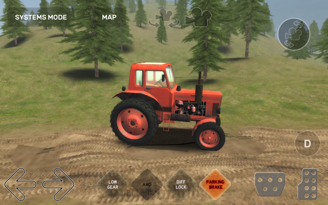 Dirt Trucker: Muddy Hills 1.0.5 Screen 1