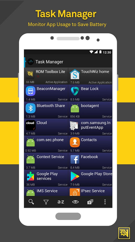 Android ROM Toolbox Lite Screen 6