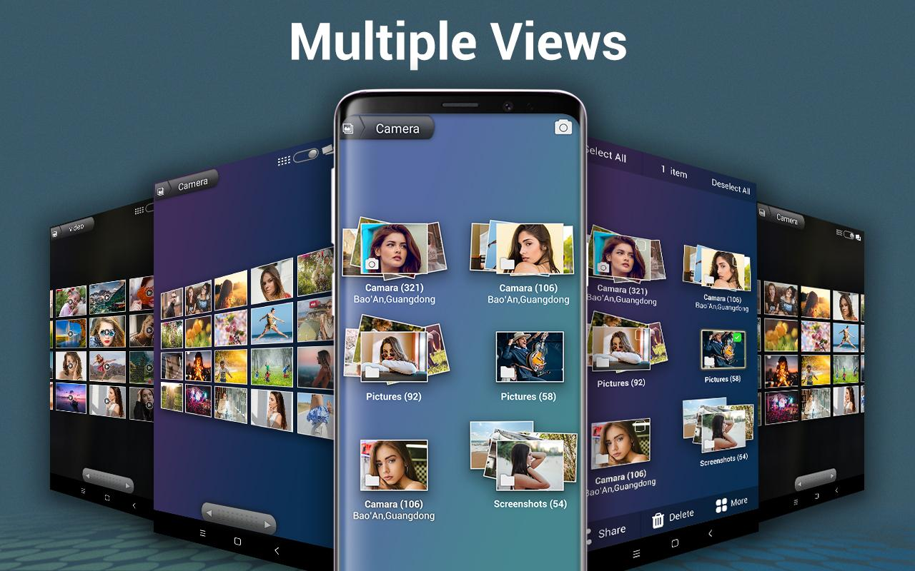 Photo Gallery 3D & HD 1.5.9 Screen 9