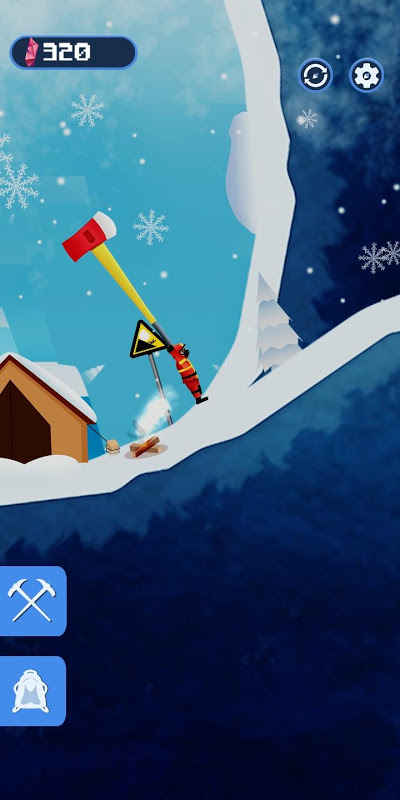 Android Getting Over Climb Adventure Screen 1