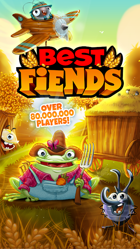 Android Best Fiends - Puzzle Adventure Screen 23