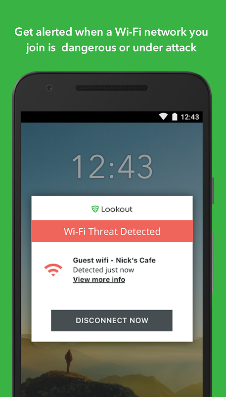 Android Lookout Security & Antivirus Screen 7