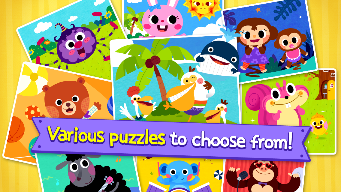PINKFONG Kids Puzzle Fun 9 Screen 12