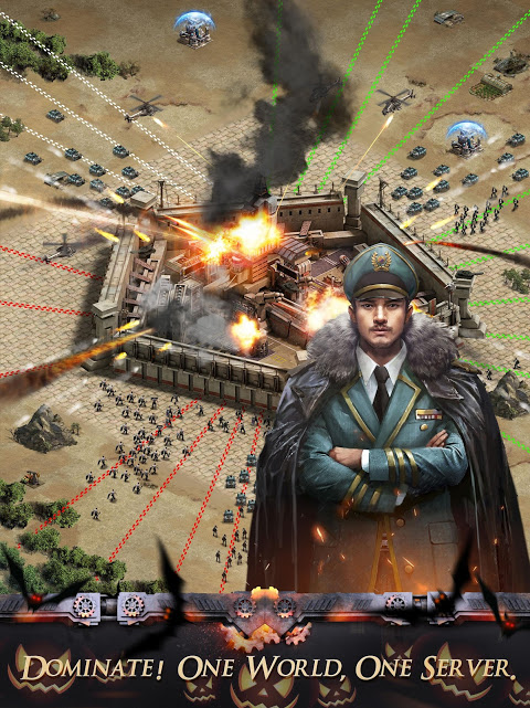 Android Last Empire - War Z: Strategy Screen 6