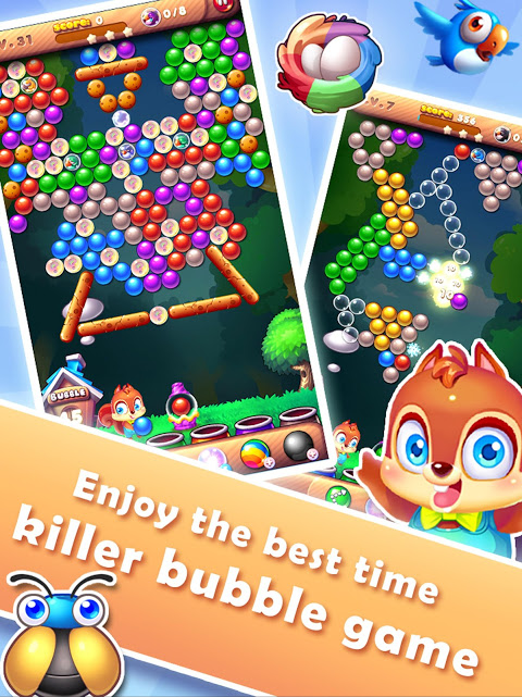 Android Bubble Bird Rescue 2 - Shoot! Screen 7