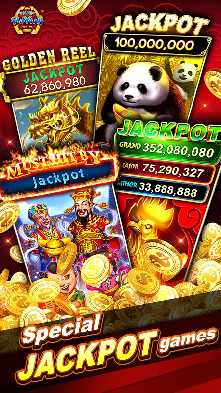 Slots (Golden HoYeah) - Casino Slots 2.3.0 Screen 3