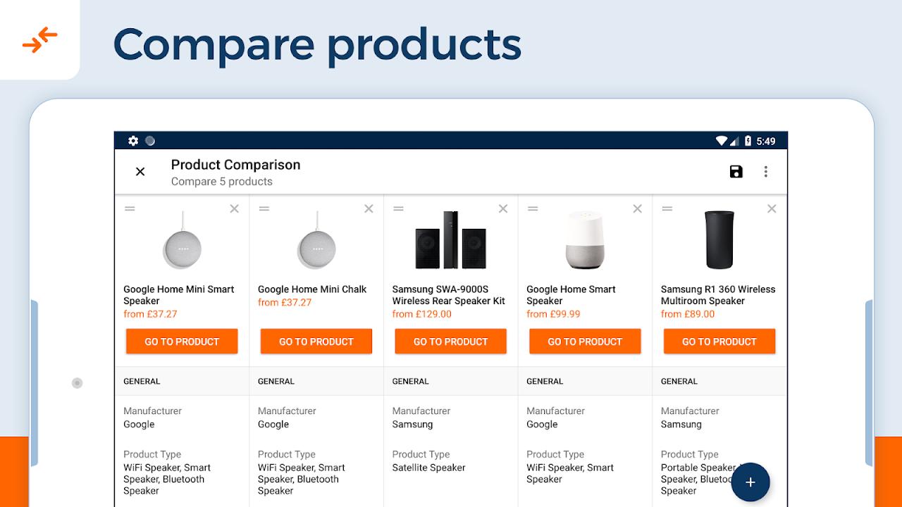 idealo - Price Comparison & Mobile Shopping App 10.3.7 Screen 18