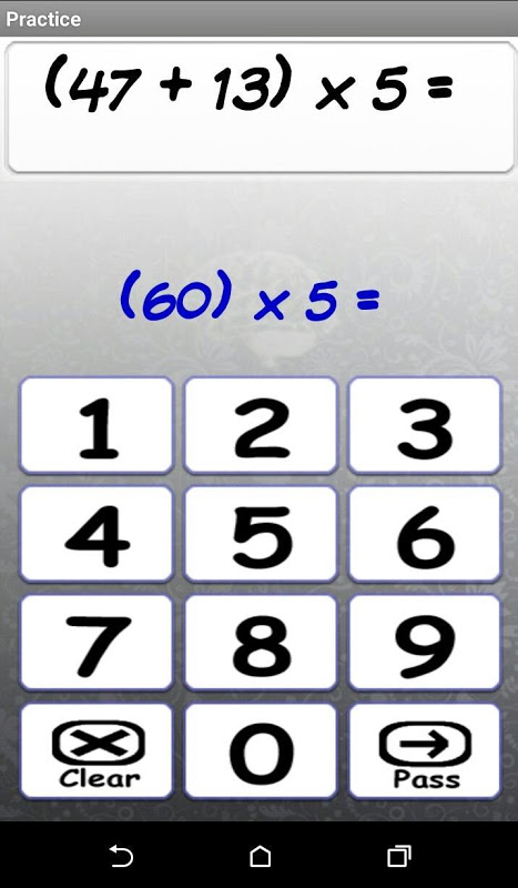 Android Kokotoa - Math For the Brain Screen 3