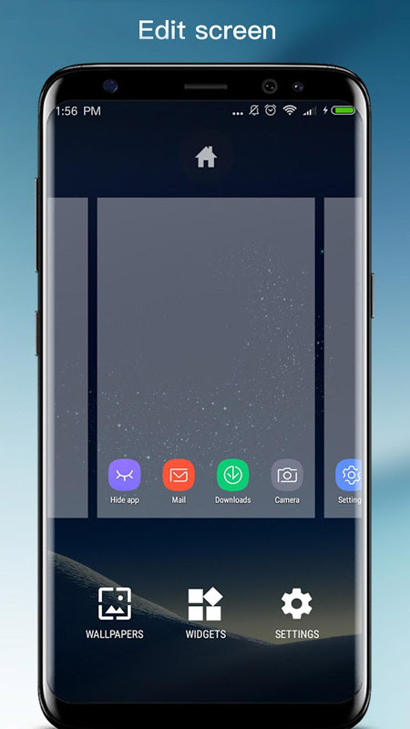 Android S S9 Launcher - Galaxy S8/S9 Launcher, theme, cool Screen 5