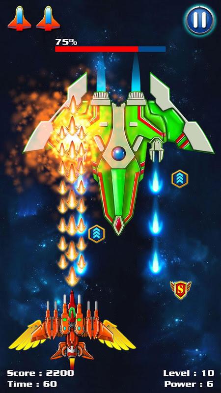 Galaxy Attack: Alien Shooter 1.0 Screen 3