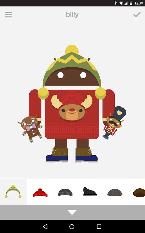 Androidify 4.2 Screen 7