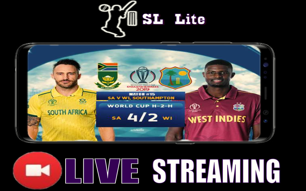 Android SL Lite -Live Cricket App Screen 2