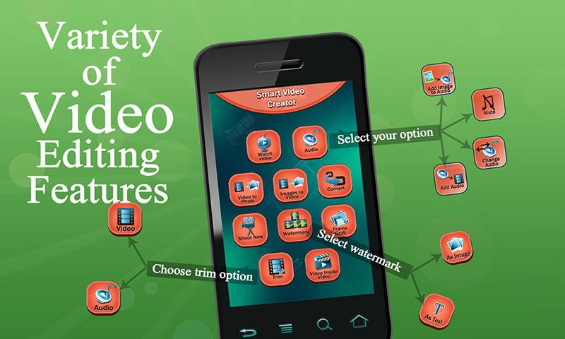 Android Smart Video Creator Screen 6