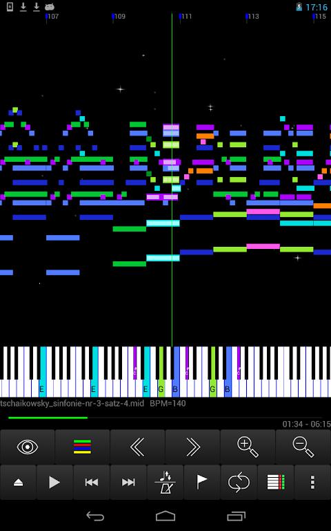 MIDI Voyager Karaoke Player 5.3.3 Screen 15