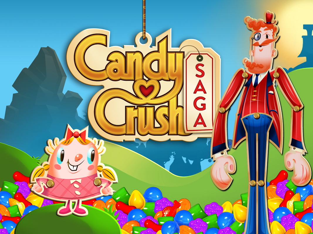 Android Candy Crush Screen 4