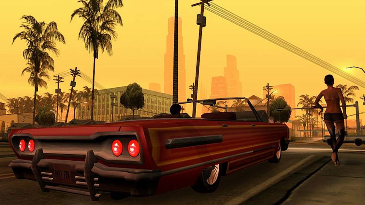 Android Grand Cheat for GTA San Andreas : Grand Theft Auto Screen 1