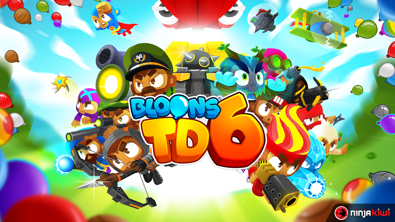 Android Bloons TD 6 Screen 4