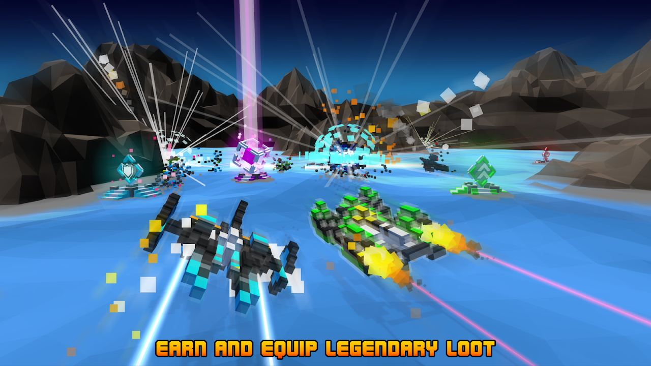 Android Hovercraft: Battle Arena Screen 2