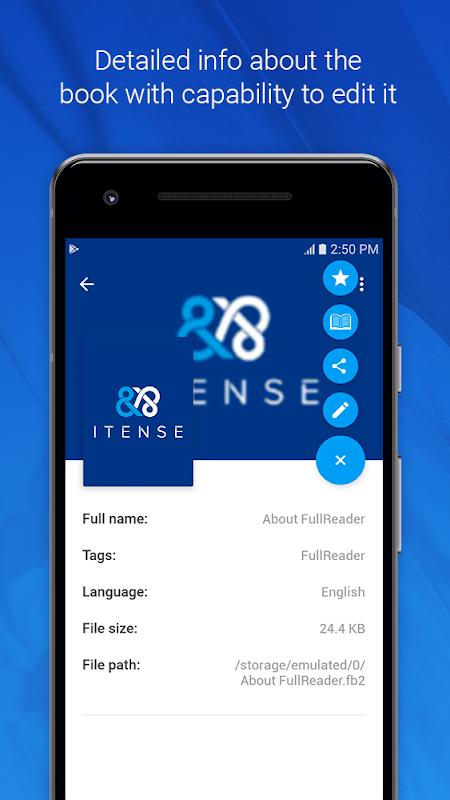 FullReader – e-book reader 4.0.4 Screen 2