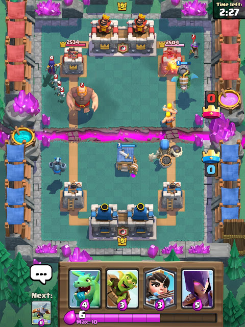Clash Royale 2.6.1 Screen 11