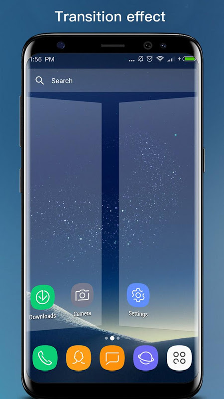Android S S9 Launcher - Galaxy S8/S9 Launcher, theme, cool Screen 3