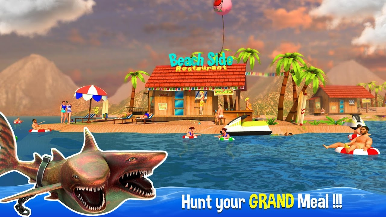 Double Head Shark Attack - Multiplayer 7.2c Screen 11