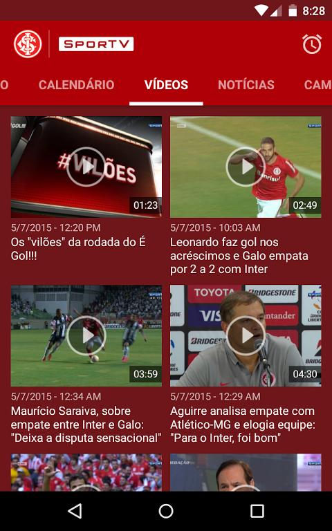 Internacional SporTV 3.2.7 Screen 4