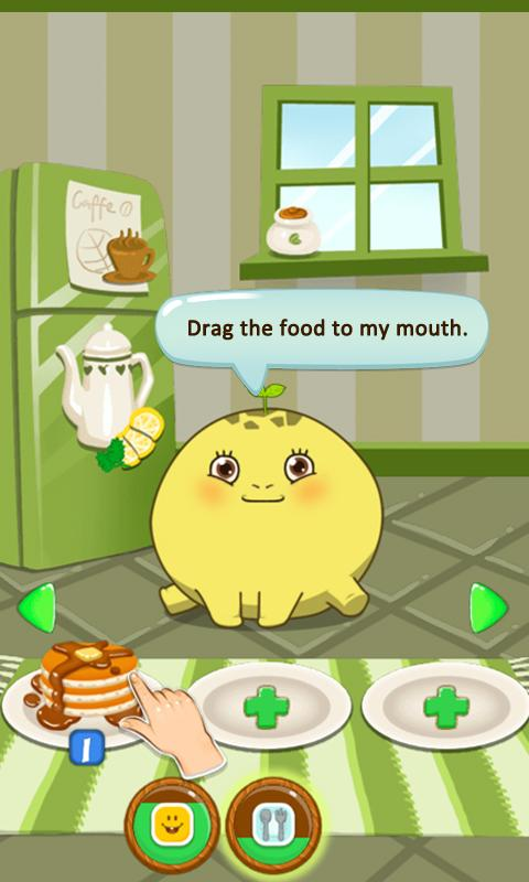 Android My Tiny Pet Screen 3