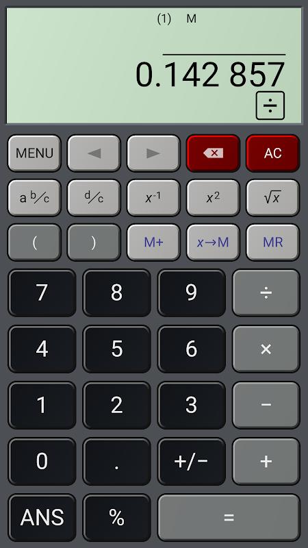 HiPER Scientific Calculator 6.1 Screen 6