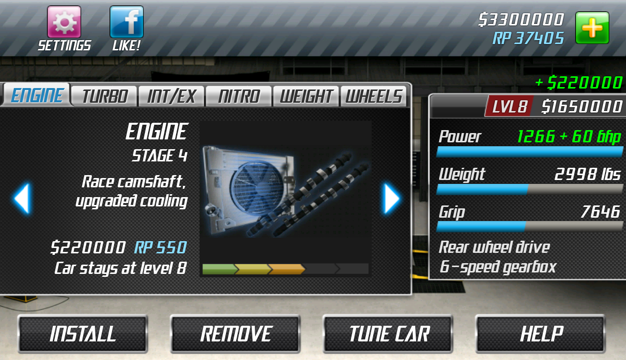 Drag Racing 1.7.25 Screen 5