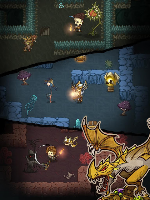 The Greedy Cave 1.8.2 Screen 6