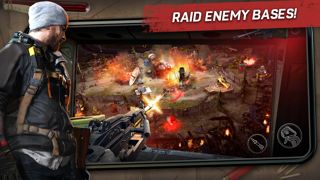 Left to Survive: Dead Zombie Shooter 2.2.0 Screen 1