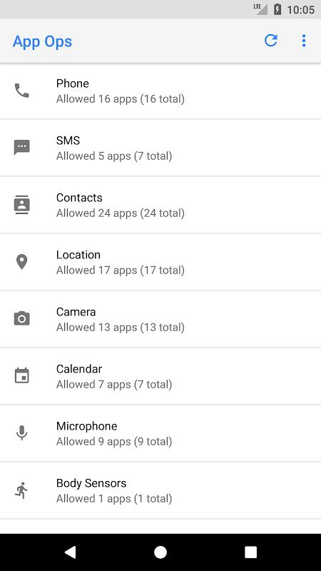 App Ops - PRO 2.4.1.r614.6a07787 Screen 3