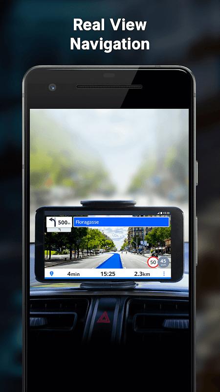 GPS Navigation & Maps Sygic 18.4.2 Screen 13